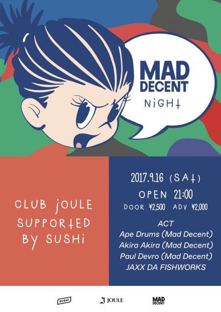 2017.9.16.MAD DECENT長方形