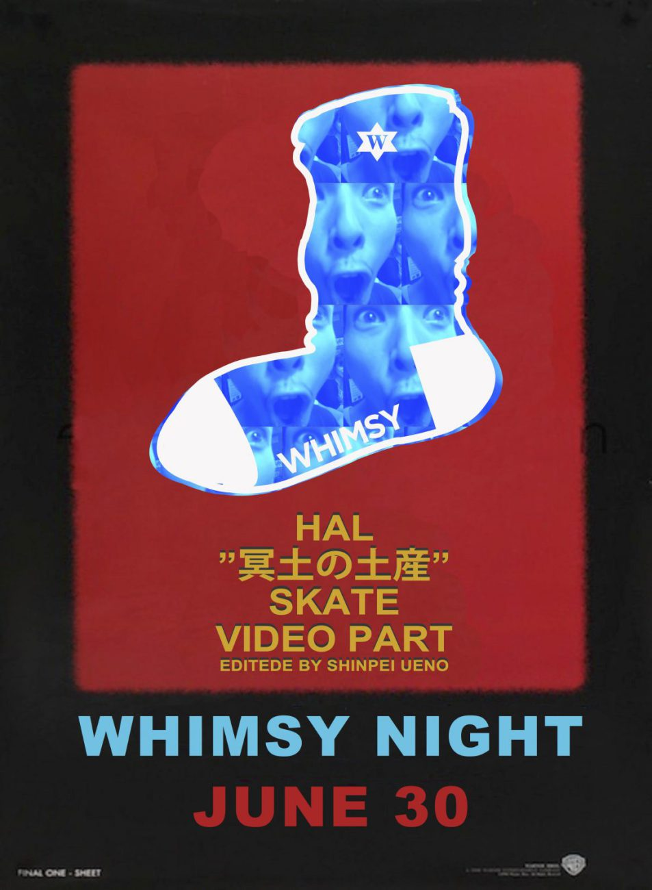 2018.6.30.WHIMSY NIGHT