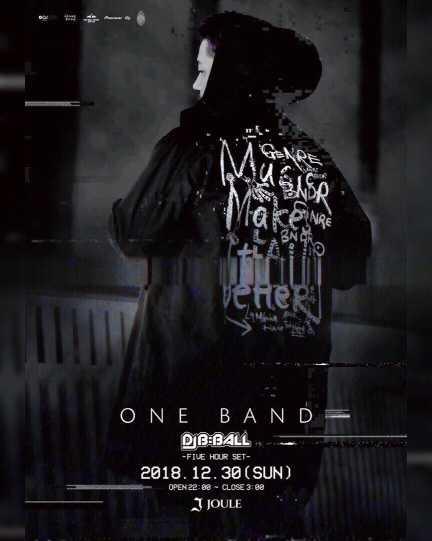 2018.12.30.ONE BAND