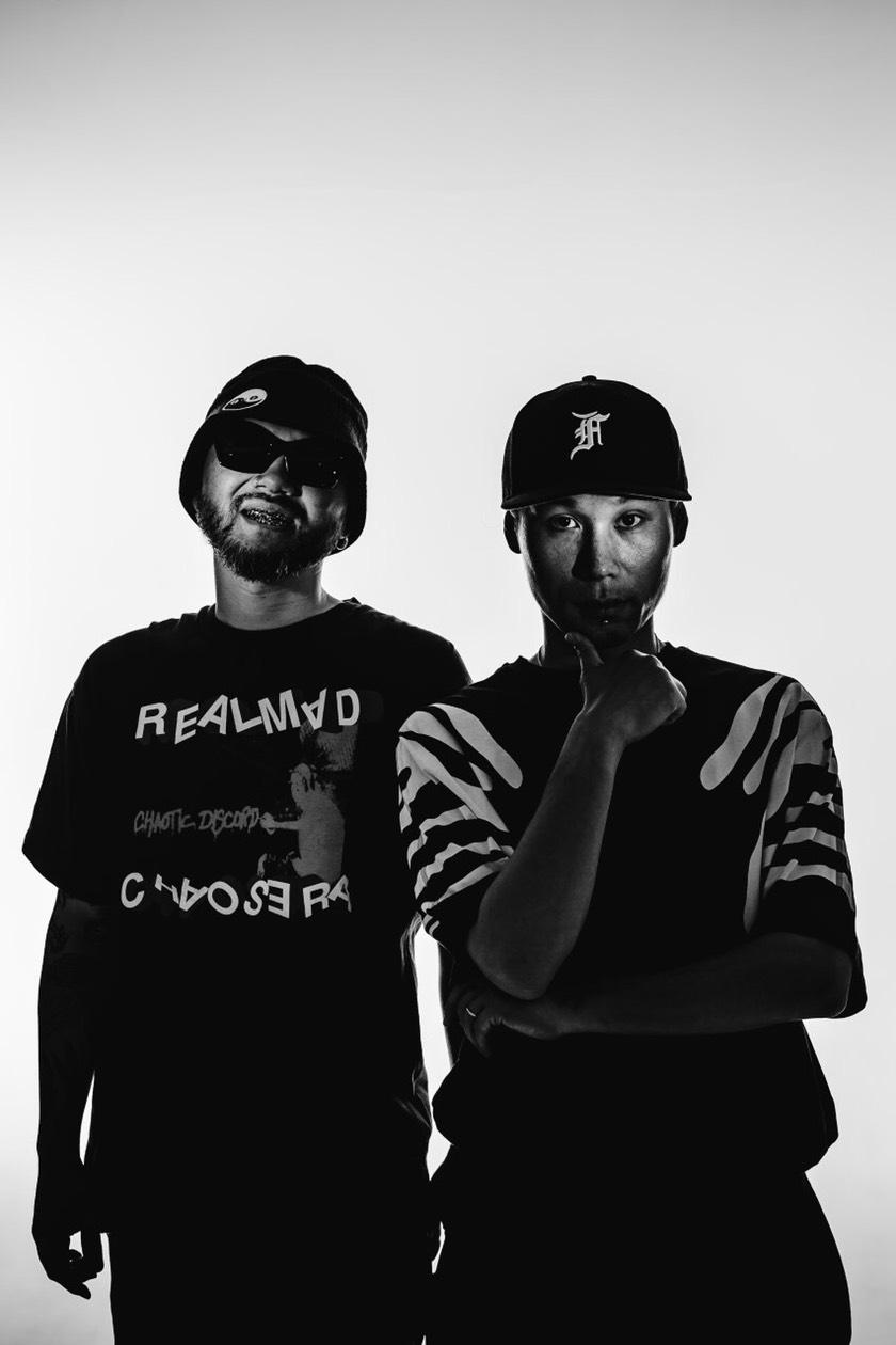 DJ DARUMA & JOMMY